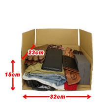 サイズ小 梱包物例