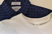 【原宿竹下通り店】YAECAのシャツとプリントTシャツ:画像1