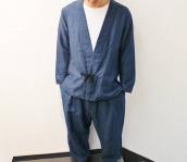【原宿 竹下通り店】 人気沸騰中のthe Sakaki/ザ サカキの居間着(イマギ)を買取入荷:画像1