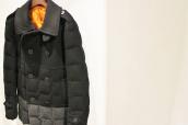 【ブランドコレクト原宿 竹下通り店】GANRYUのドッキングダウンPコートを買取入荷:画像1
