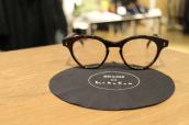 【原宿 竹下通り店】 白山眼鏡店×BEAMSのトレンドのボストンタイプ(BRIGG)を買取入荷しました。:画像1