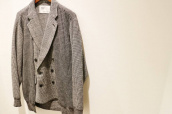 【ブランドコレクト原宿 竹下通り店】 TOGA VIRILISのダブルブレストのドッキングジャケットを買取入荷です。:画像1