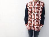 【BC原宿 竹下通り店】COMME des GARCONS SHIRT(コムデギャルソンシャツ) 15aw 柄シャツ 買取入荷!!:画像1
