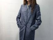 STELLA McCARTNEY(ステラマッカトニー) シルク混チェスターコートのご紹介!:画像1