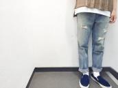 【BC原宿竹下通り店】UNUSED(アンユーズド) 2015SS デニムパンツ買取入荷:画像1