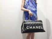 【BC原宿竹下通り店】CHANEL(シャネル)レザースポーツバック買取入荷!:画像1