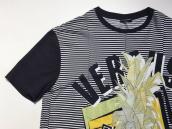 【BC原宿竹下通り店】VERSUS VERSACE(ヴェルサスヴェルサーチ)16AW プリントTシャツ 買取入荷!!:画像1