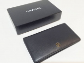 【BC原宿竹下通り店】CHANEL(シャネル) ココボタン ウォレット 買取入荷!!:画像1
