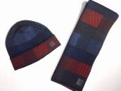 【BC原宿 竹下通り店】LOUIS VUITTON (ルイヴィトン)  15AW マフラー ニット帽 買取入荷!!:画像1