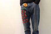 【BC原宿店】GUCCI(グッチ)16AW 刺繍デニム買取入荷しました!!!:画像1