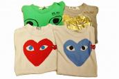 おなじみPLAYのハート柄Tシャツも!COMME des GARCONS(コムデギャルソン)各ラインから新着が入荷!!:画像1