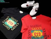 またGUCCI(グッチ)から17AW人気Tシャツやスニーカーを買取入荷致しました!:画像1