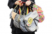 Christian Dior(クリスチャン・ディオール) Saddle Bag(サドルバッグ) Collection...:画像1
