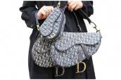 Christian Dior(クリスチャン・ディオール) Saddle Bag(サドルバッグ) を本日より一斉販売!!:画像1