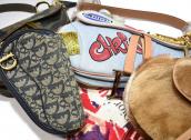 Christian Dior(クリスチャン・ディオール) Saddle Bag(サドルバッグ) Collection...12/1(土)より販売開始いたします。:画像1