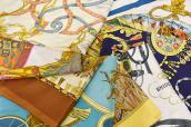 HERMES(エルメス) の定番スカーフ、カレのコレクション販売中です!:画像1