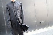 Y-3(ワイスリー)より,DECONSTRUCTED HOODED JACKET,TECH LONG SHIRT,MATT TRACK SNAP JACKETをご紹介!:画像1