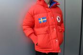ACNE STUDIOS(アクネストゥディオズ)より、Fjällräven(フェールラーベン)コラボのリバーシブルダウンジャケットをご紹介!:画像1
