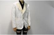 素材感までこだわった、COMME des GARCONS SHIRT(コムデギャルソンシャツ)のテーラードジャケットお買取致しました。:画像1