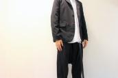 COMME des GARCONS HOMME PLUS(コムデギャルソンオムプリュス)より縮絨加工のジャケット、パンツをお買取させていただきました!:画像1