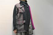 sacai (サカイ)よりドッキングニットジャケットをお買取りさせていただきました。:画像1