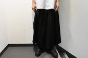 Yohji Yamamoto POUR HOMME(ヨウジヤマモトプールオム)より、シワギャバ袴パンツをお買取りさせていただきました。:画像1