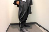 Yohji Yamamoto POUR HOMME(ヨウジヤマモトプールオム)より、13SS 半端丈シワギャババルーンパンツをお買取りさせていただきました。:画像1