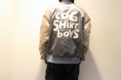 COMME des GARCONS SHIRT boys(コムデギャルソンシャツボーイズ)より、17SSコレクションのスカジャンをお買取りさせていただきました!:画像1