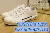 """Christian Dior(クリスチャン ディオール)19SS""""ディオール オブリーク """" テクニカルファブリック """"B23"""" スニーカーと""""J'ADIOR 8"""" コットン/リネン Tシャツをお買取りさせていただきました!:画像1"""