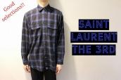 【Saint Laurent Paris 第3弾!!】人気シーズンのシャツアイテムを多数お買取りさせていただきました!:画像1