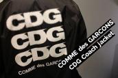 CDG/COMME des GARCONS(コムデギャルソン)より定番のコーチジャケットをお買取りさせて頂きました!:画像1