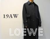 LOEWE(ロエベ)からグッドデザインなカシミヤ混ウールコートをお買取りさせていただきました!:画像1