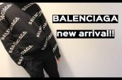 BALENCIAGA(バレンシアガ)のロゴセーターをお買取りさせて頂きました!:画像1