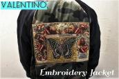 VALENTINO(ヴァレンティノ)からカモ柄スーべニアジャケットをお買取りさせて頂きました!:画像1