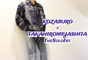 KOZABURO(コウザブロウ)、TAKAHIRO MIYASHITA The Soloist. (タカヒロミヤシタ ザ ソロイスト)から名作リメイクアイテムをそれぞれお買取りさせて頂きました!:画像1