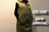 CELINE(セリーヌ)のフィービー期のアイテムから、ノースリーブダウンコートをお買取りさせていただきました!!:画像1