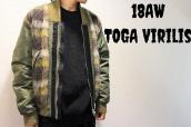 TOGA VIRILIS(トーガ ビリリース)より18AWのMA-1ジャケットをお買取りさせていただきました!:画像1