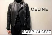 CELINE(セリーヌ)より、人気シーズンのバイカージャケットをお買取りさせていただきました!!:画像1