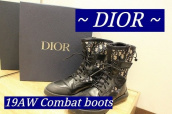 大人気ブランドのDior(ディオール)からテクニカルファブリックブーツをご紹介致します。:画像1