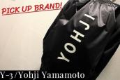 【買取強化ブランド】Y-3(ワイスリー)からアイコニックなバックパックを2点お買取りさせていただきました!:画像1