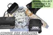 【竹下通り店オンラインショップ特集】第20弾! COMME des GARCONSより当店イチオシのバッグをセレクト!:画像1