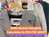【竹下通り店オンラインショップ特集】第41弾は当店レディース人気ブランドMM6 Maison Margielaを特集!:画像1