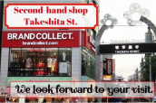 Welcome! Takeshita Street Second hand shop 『BRANDCOLLECT Takeshita St.』:画像1