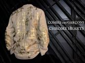 【入荷速報】CHROME HEARTS×COMME des GARCONSスペシャルなアイテムが入荷しました!:画像1