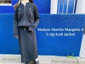 【新着入荷】Maison Margielaのハの字ニットライダースジャケットが入荷致しました。:画像1