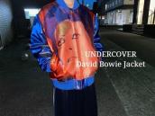 【新着入荷】UNDERCOVERの Bowie bomber jacket が入荷致しました!:画像1