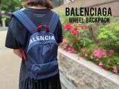 【新着入荷】BALENCIAGAのWHEEL BACKPACKが入荷致しました。:画像1