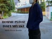 【新着入荷】HOMME PLISSE ISSEY MIYAKEのメッシュプリーツパーカーが入荷致しました。:画像1