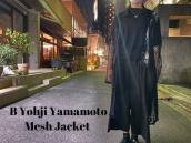 【買取イベント対象ブランド】B Yohji Yamamotoのメッシュジャケットが入荷致しました。:画像1