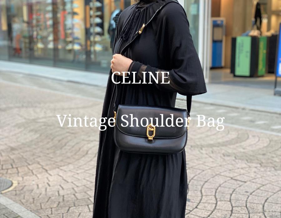 【新着入荷】買取イベント対象ブランドCELINEのショルダーバッグが入荷致しました。:画像1